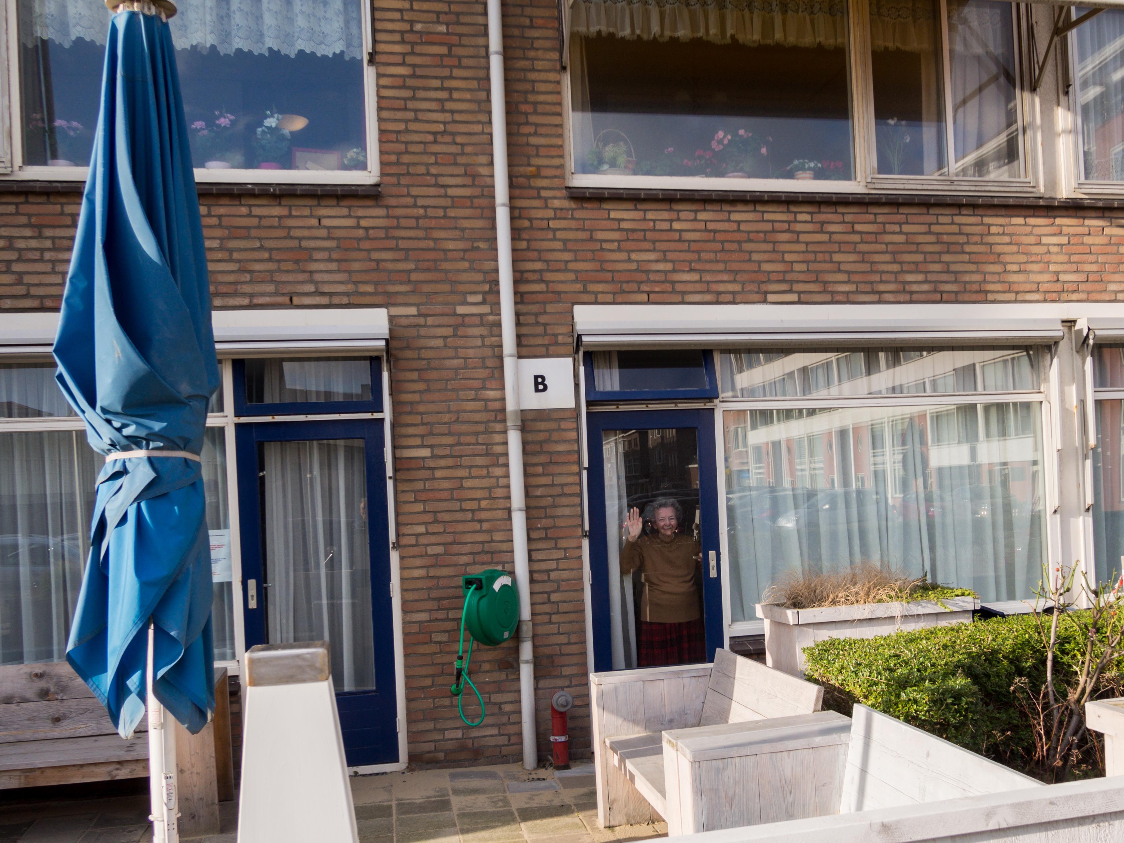 Hi, Scheveningen