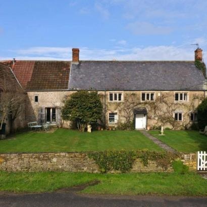Court farm main house