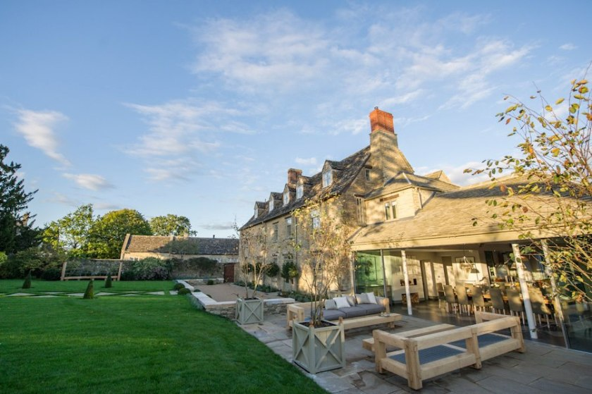 thyme house, costwolds boutique hotel, costwolds rental, from the poolside blog