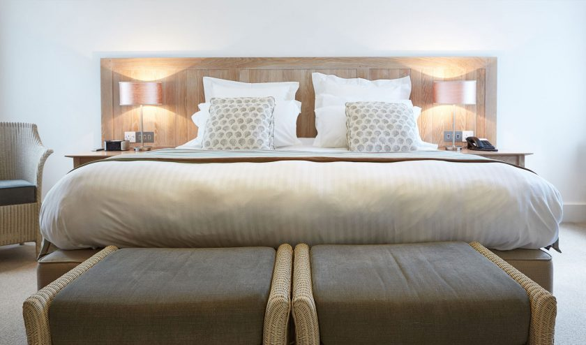The Beach at Bude, luxury hotel, north cornwall, Bude, VIA From the Poolside blog on boutique hotels