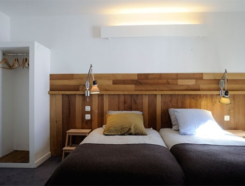 Milk Hotel, Les Carroz, ski hotel, boutique hotel, VIA From the Poolside blog on boutique hotels for chic family holidays