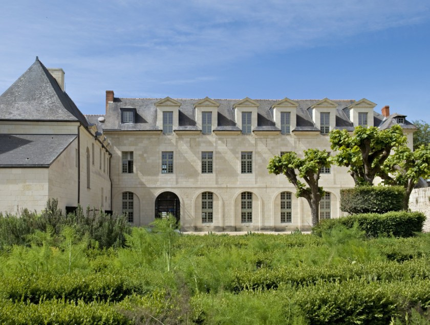 Fontevraud hotel, luxury hotel in the Loire valley at affordable prices. From 125 Euros