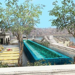 Soho House Istanbul will open in early 2015 and will have a restaurant, garden, screening room, a spa, a pool....