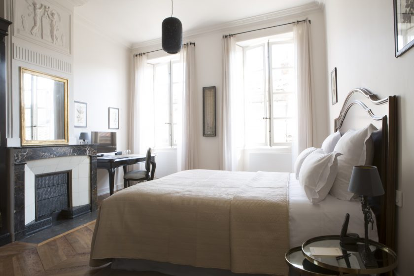Hotel de la Villeron