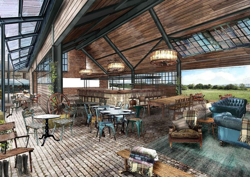 Soho Farmhouse by Soho House - finally some images of the interiors