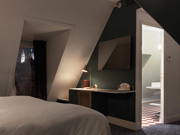 Grand Hotel Pigalle, Paris.