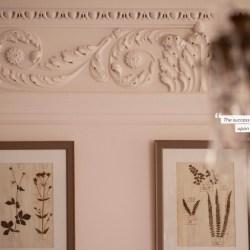 hotel de la Villeon, ardeche, quote about details