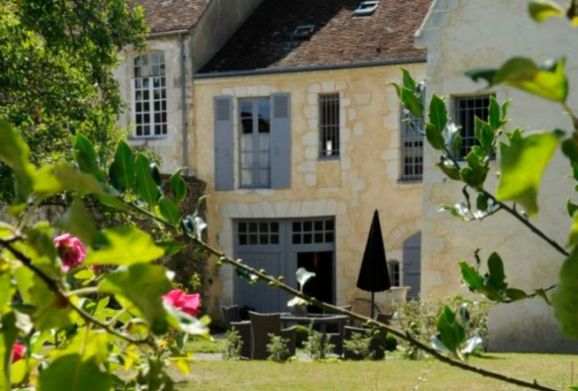 Hotel de Suhard, Normandy, Perche. One of the 6 B&Bs in Perche, France in this post.