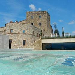 Castello di Velona, Montalcino, beautiful outdoor pool