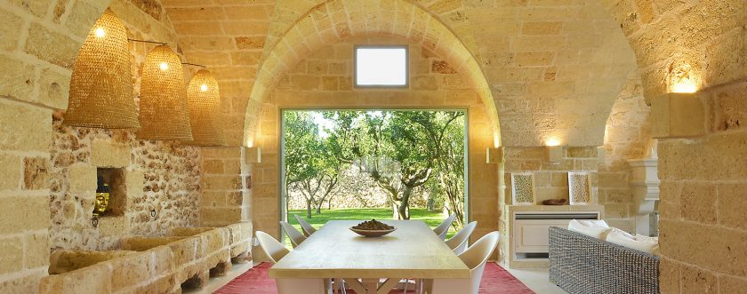 Masseria Trapana, a new hotel in Pugliga near Lecce, opening in Spring 2016. Italy boutique hotels