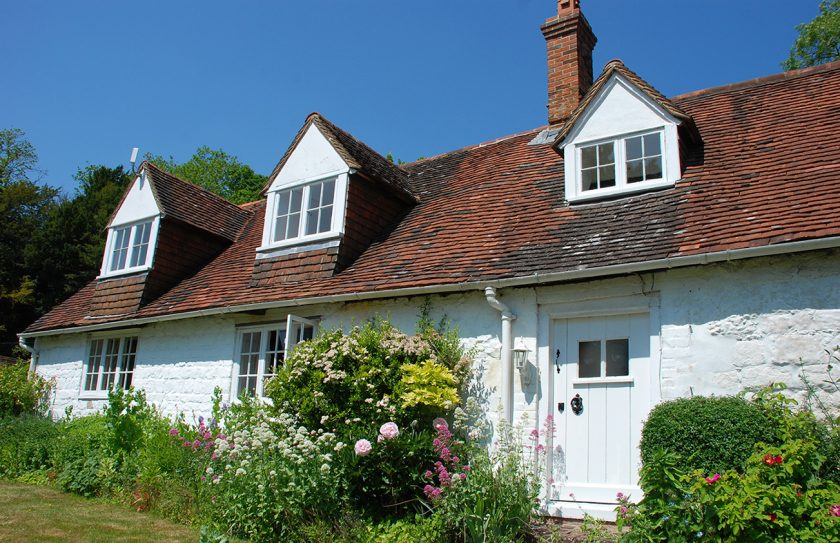 The Dog and Badger, new inn opening in 2016. 6 rooms in a charming old cottage. Buckinghamshire, United Kingdom
