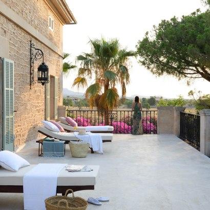 Cal Reiet, a beautiful new hotel in Mallorca.