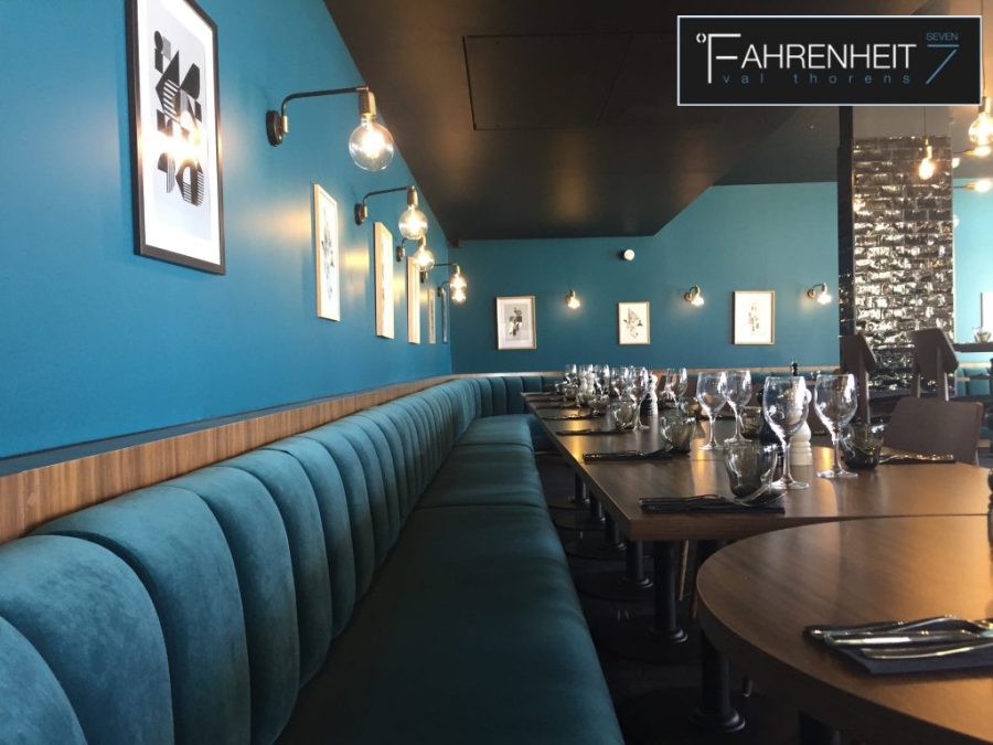 Farhrenheit seven a new hotel in Val Thorens with lots of fun atmosphere and very children friendly; Ski boutique hotel