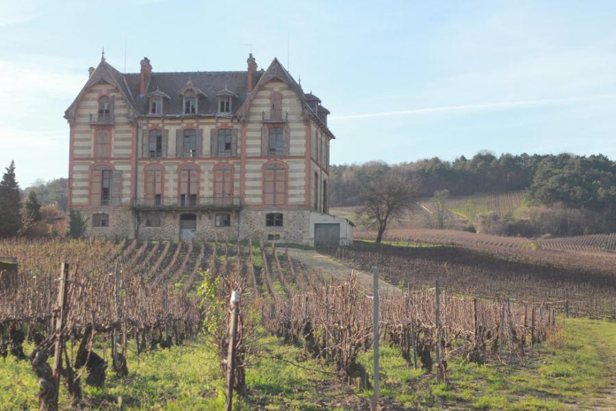 Chateau de Sacy,