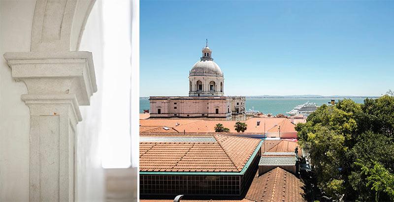 Santa Clara 1728 : Next time i go to lisbon i ll stay at santa clara
