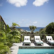 Writing this post about Villa Palmier in Saint Barth, I really felt like I was transported to a warm and sunny place. I could picture myself relaxing on the terrace of that wonderful villa...