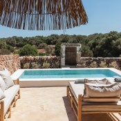 Move away Ibiza, Mykonos or Mallorca, Menorca is the new destination island!  Two new hotels with pools are sure to attract those who want to enjoy their Menorca holidays in style.