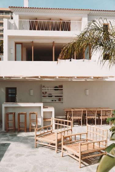 Casa Santa Teresa near Ajaccio is a luxury beach villa with pool in Corsica