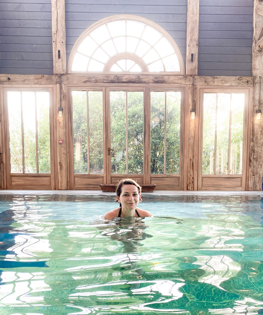Les Sources de Caudalie hotel and spa near Bordeaux. Read a review of the Caudalie spa, the restaurant and the rooms and how it feels for families