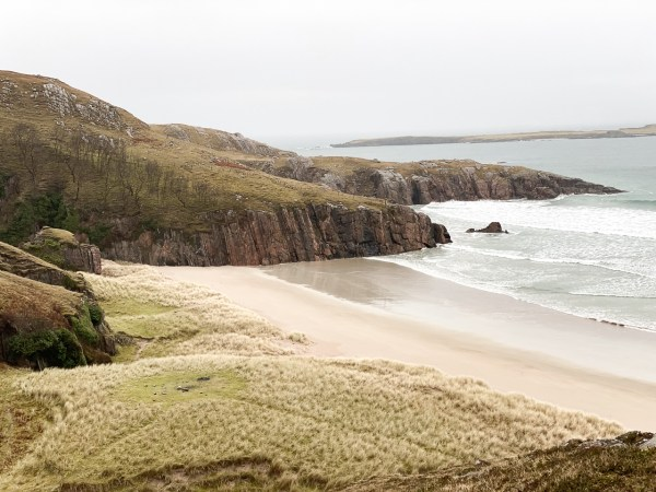 Scotland itinerary 7 days.  A day by day itinerary for a roadtrip on the North Coast 500
