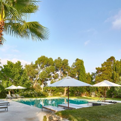 Son Gener is a beautiful small intimate boutique hotel in Mallorca with pools.