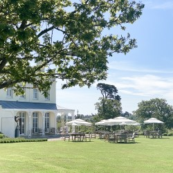 Lympstone manor review, an honest review of what it's like to stay at Devon luxury hotel Lympstone Manor