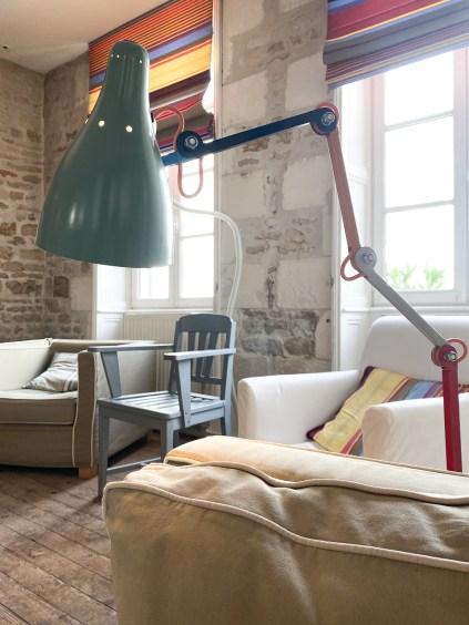 Hotel le Senechal review.  Boutique hotel in Ile de Re, a beautiful island in France