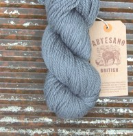 £5 - Artesano British Superwash Chunky- 105m