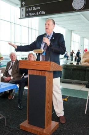 Bill Marrison Speaking