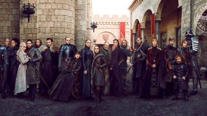 Entertainment Weekly Released Game of Thrones Photos and We're Freaking Out!