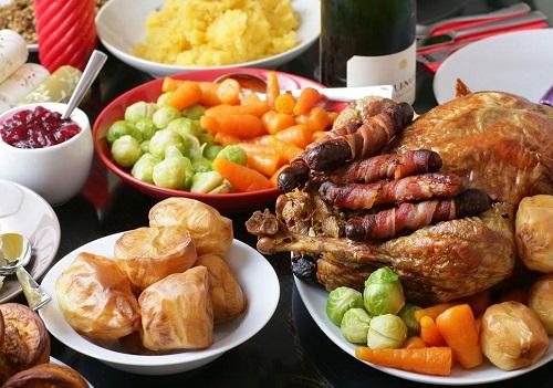 christmas - Grow your own Christmas Dinner next year