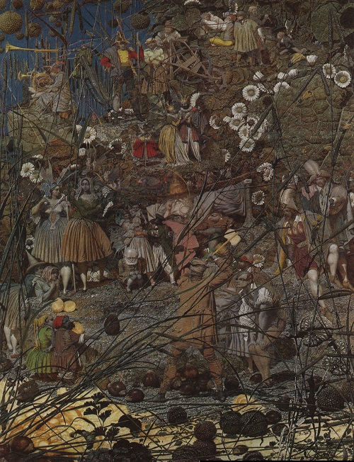 fairy - Richard Dadd, artist