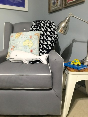 Nursery Finds for a Baby Boy