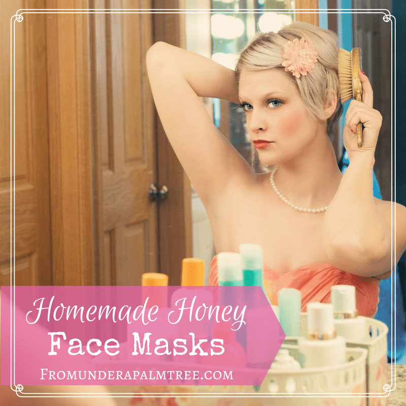 How to make from a face mask | Honey facemasks | All natural face masks | Diy face Mask | DIY beauty |