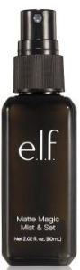 Top 5 Favorite e.l.f. Products - e.l.f. Makeup Mist & Set