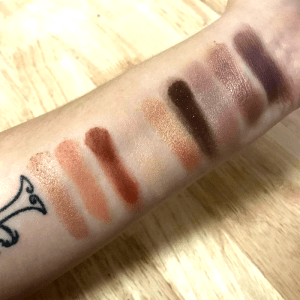 tarte Swamp Queen Review by From Under a Palm Tree