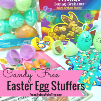 Candy Free Easter Eggs by From Under a Palm Tree