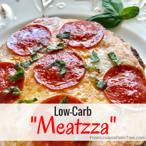 Low Carb Meatzza
