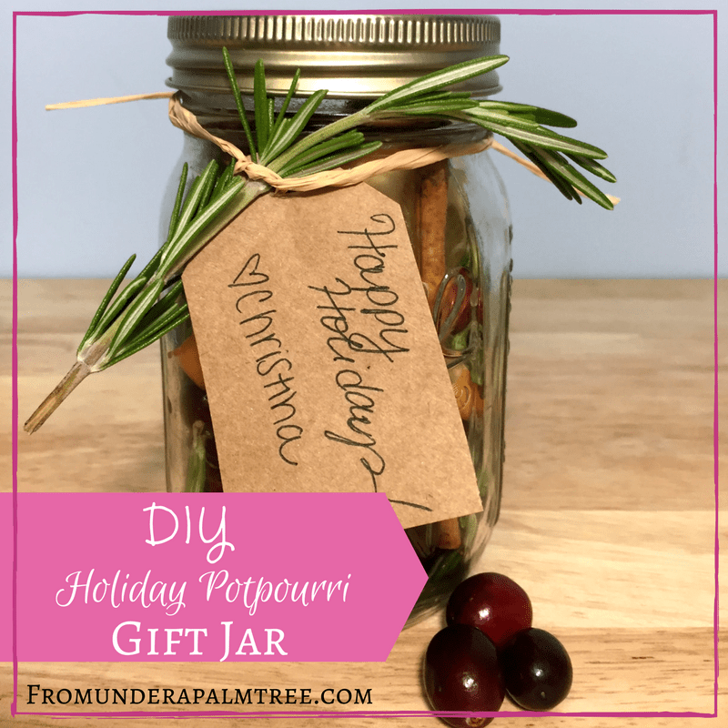 How to make Holiday Potpourri | DIY Holiday Potpourri | DIY potpourri | Cranberry Cinnamon Potpourri | DIY Christmas Gift | Holiday Hostess Gift | Hostess Gift | Christmas Gift |