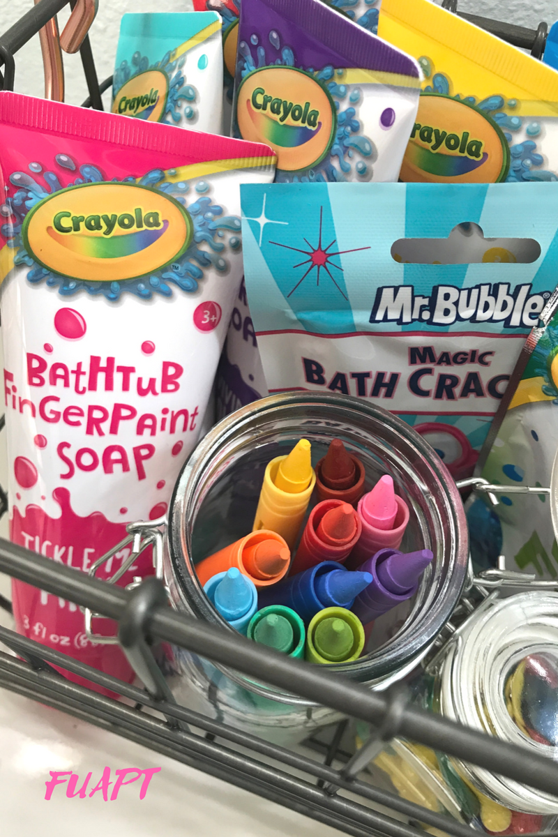 toddler bath caddy | bath caddy for kids | how to get your kids to take a bath | how to get your toddler to take a bath | bath fun for kids | bath fun | fun in the bath | bath time | bubble bath | DIY bath | bath fun | why does my kid hate the bath | fun things to do in the bath | Mr Bubbles | Crayola | bath crayons | bath paint |
