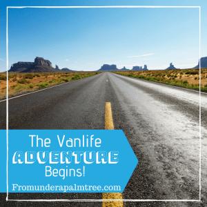 The Vanlife Adventure Begins!
