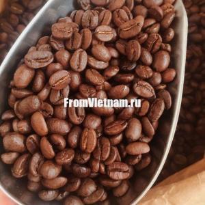 Кофе Арабика в зернах 200г