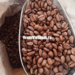 Кофе Бурбон в зернах 200г