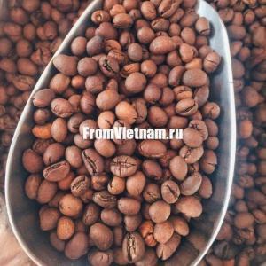 Кофе Кули в зернах АльфаВьет 200г