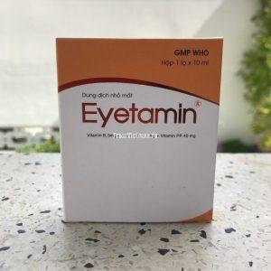 Капли для глаз Eyetamin 10мл