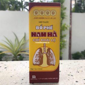 Bo Phe Nam Ha сироп от кашля и боли в горле 125мл