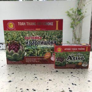Toan Thang Artichoke вытяжка из артишока мягкая упаковка 10*100г
