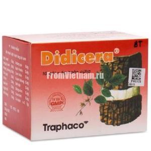 Didicera обезболивающее средство 10 пакетиков