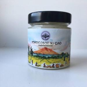 Bali Farmer кокосовое масло рафинированное 200 мл Индонезия