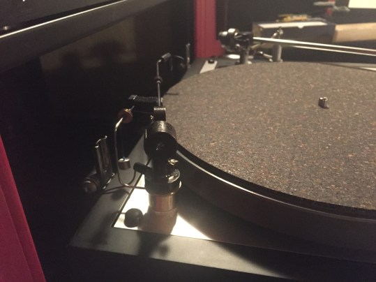 Thorens TD160S, Hadcock GH228S and Lentek Head Amp upgrade and rebuild